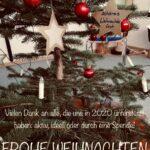 Das Leuchtturm Team wünscht frohe und besinnliche Weihnachten